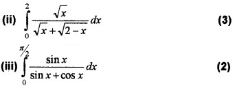 Plus Two Maths Chapter Wise Questions and Answers Chapter 7 Integrals 6M Q9