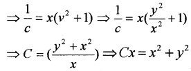 Plus Two Maths Chapter Wise Questions and Answers Chapter 9 Differential Equations 4M Q6.3