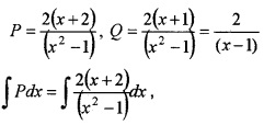 Plus Two Maths Chapter Wise Questions and Answers Chapter 9 Differential Equations 6M Q4.1