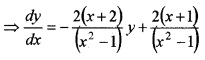 Plus Two Maths Chapter Wise Questions and Answers Chapter 9 Differential Equations 6M Q4