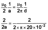 Plus Two Physics Chapter Wise Questions and Answers Chapter 4 Moving Charges and Magnetism 4M Q8.1