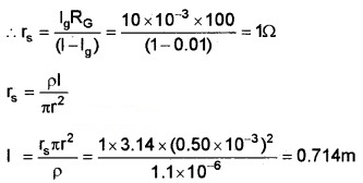 Plus Two Physics Chapter Wise Questions and Answers Chapter 4 Moving Charges and Magnetism 5M Q1.1
