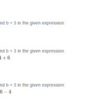 Algebraic Expressions RS Aggarwal Class 6 Maths Solutions Exercise 8B 1.1