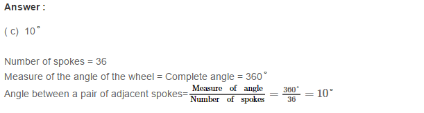Angles and Their Measurement RS Aggarwal Class 6 Maths Solutions Ex 13D 13.1