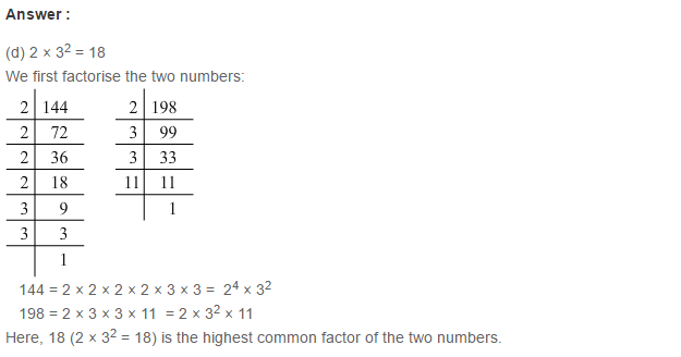 Factors and Multiples RS Aggarwal Class 6 Maths Solutions Ex 2F 12.1