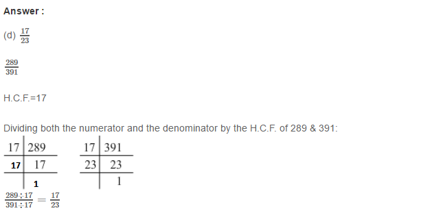 Factors and Multiples RS Aggarwal Class 6 Maths Solutions Ex 2F 15.1
