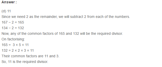 Factors and Multiples RS Aggarwal Class 6 Maths Solutions Ex 2F 16.1