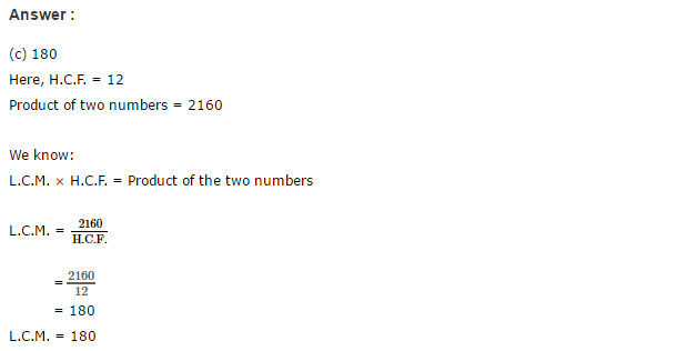 Factors and Multiples RS Aggarwal Class 6 Maths Solutions Ex 2F 22.1