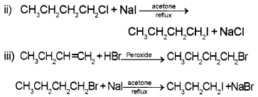 Plus Two Chemistry Chapter Wise Questions and Answers Chapter 10 Haloalkanes And Haloarenes 3M Q11