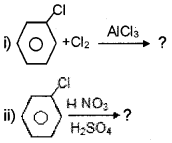 Plus Two Chemistry Chapter Wise Questions and Answers Chapter 10 Haloalkanes And Haloarenes 4M Q4