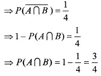 Plus Two Maths Chapter Wise Questions and Answers Chapter 13 Probability 3M Q7
