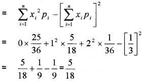 Plus Two Maths Chapter Wise Questions and Answers Chapter 13 Probability 4M Q15.2