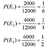 Plus Two Maths Chapter Wise Questions and Answers Chapter 13 Probability 4M Q9