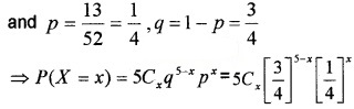 Plus Two Maths Chapter Wise Questions and Answers Chapter 13 Probability 6M Q10