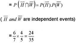 Plus Two Maths Chapter Wise Questions and Answers Chapter 13 Probability 6M Q4.1