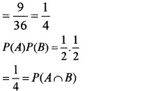 Plus Two Maths Chapter Wise Questions and Answers Chapter 13 Probability 6M Q5.1