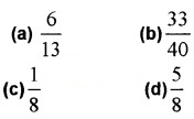 Plus Two Maths Chapter Wise Questions and Answers Chapter 13 Probability 6M Q5