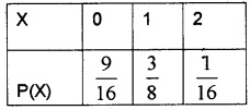 Plus Two Maths Chapter Wise Questions and Answers Chapter 13 Probability 6M Q8.2