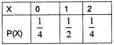 Plus Two Maths Chapter Wise Questions and Answers Chapter 13 Probability 6M Q8
