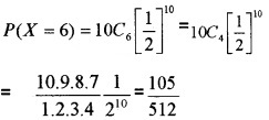 Plus Two Maths Chapter Wise Questions and Answers Chapter 13 Probability 6M Q9.1