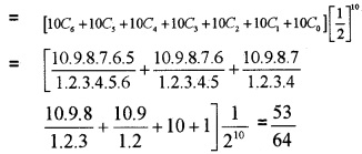 Plus Two Maths Chapter Wise Questions and Answers Chapter 13 Probability 6M Q9.4