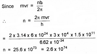 Plus Two Physics Chapter Wise Questions and Answers Chapter 12 Atoms Textbook Questions Q4