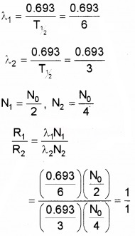 Plus Two Physics Chapter Wise Questions and Answers Chapter 13 Nuclei 2M Q4