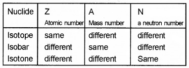 Plus Two Physics Chapter Wise Questions and Answers Chapter 13 Nuclei 2M Q8.1