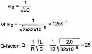 Plus Two Physics Chapter Wise Questions and Answers Chapter 7 Alternating Current Textbook Questions Q6