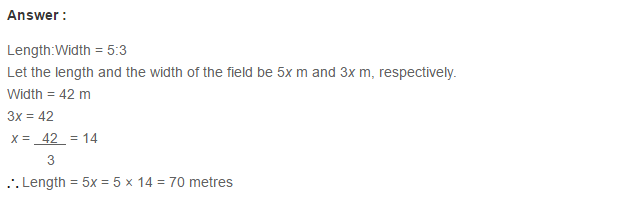 Ratio Proportion and Unitary Method RS Aggarwal Class 6 Maths Solutions Ex 10A 1.19