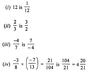 ML Aggarwal Class 8 Solutions for ICSE Maths Chapter 1 Rational Numbers Ex 1.3 Q4.2