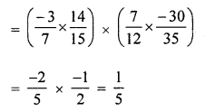 ML Aggarwal Class 8 Solutions for ICSE Maths Chapter 1 Rational Numbers Ex 1.3 Q5.5
