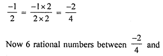ML Aggarwal Class 8 Solutions for ICSE Maths Chapter 1 Rational Numbers Ex 1.5 Q4.1