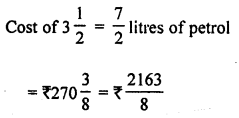 ML Aggarwal Class 8 Solutions for ICSE Maths Chapter 1 Rational Numbers Ex 1.6 Q10.1