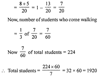 ML Aggarwal Class 8 Solutions for ICSE Maths Chapter 1 Rational Numbers Ex 1.6 Q13.1