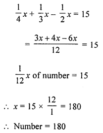 ML Aggarwal Class 8 Solutions for ICSE Maths Chapter 1 Rational Numbers Ex 1.6 Q17.1