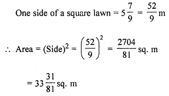 ML Aggarwal Class 8 Solutions for ICSE Maths Chapter 1 Rational Numbers Ex 1.6 Q7.1