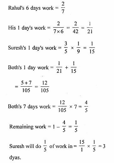 ML Aggarwal Class 8 Solutions for ICSE Maths Chapter 1 Rational Numbers Objective Type Questions hots Q2.1