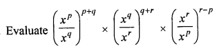 ML Aggarwal Class 8 Solutions for ICSE Maths Chapter 2 Exponents and Powers Objective Type Questions hots Q2.1