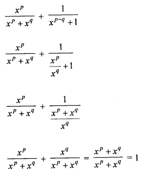 ML Aggarwal Class 8 Solutions for ICSE Maths Chapter 2 Exponents and Powers Objective Type Questions hots Q3.2