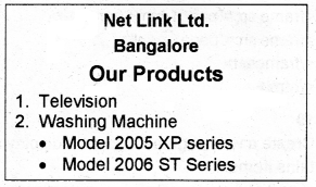 Plus Two Computer Science Chapter Wise Questions and Answers Chapter 5 Web Designing Using HTML 3M Q21
