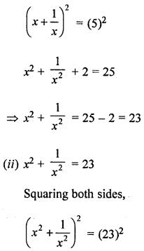 ML Aggarwal Class 8 Solutions for ICSE Maths Chapter 10 Algebraic Expressions and Identities Check Your Progress Q13.2