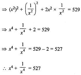 ML Aggarwal Class 8 Solutions for ICSE Maths Chapter 10 Algebraic Expressions and Identities Check Your Progress Q13.3