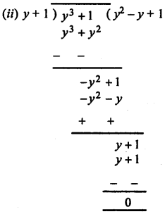 ML Aggarwal Class 8 Solutions for ICSE Maths Chapter 10 Algebraic Expressions and Identities Ex 10.4 Q3.2