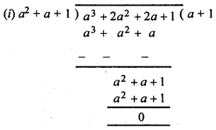 ML Aggarwal Class 8 Solutions for ICSE Maths Chapter 10 Algebraic Expressions and Identities Ex 10.4 Q5.1