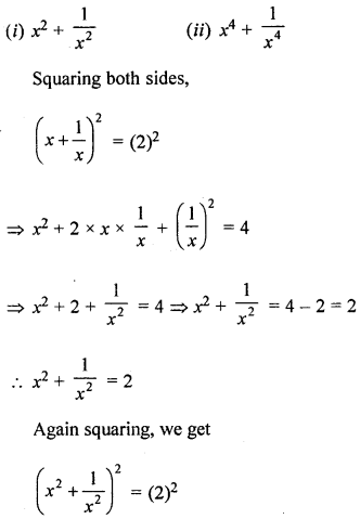 ML Aggarwal Class 8 Solutions for ICSE Maths Chapter 10 Algebraic Expressions and Identities Ex 10.5 Q9.2
