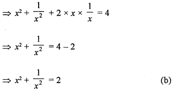 ML Aggarwal Class 8 Solutions for ICSE Maths Chapter 10 Algebraic Expressions and Identities Objective Type Questions Q13.2
