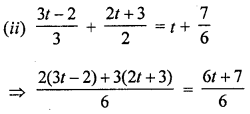 ML Aggarwal Class 8 Solutions for ICSE Maths Chapter 12 Linear Equations and Inequalities in one Variable Ex 12.1 Q6.3