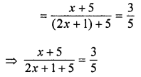 ML Aggarwal Class 8 Solutions for ICSE Maths Chapter 12 Linear Equations and Inequalities in one Variable Ex 12.2 Q7.1
