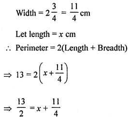 ML Aggarwal Class 8 Solutions for ICSE Maths Chapter 12 Linear Equations and Inequalities in one Variable Objective Type Questions Q12.2